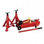 ass steun hydraulische garagekrik
