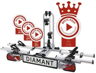 pro-user diamant fietsendrager beste koop test 2016