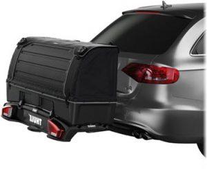 opvouwbare koffer voor op de trekhaak