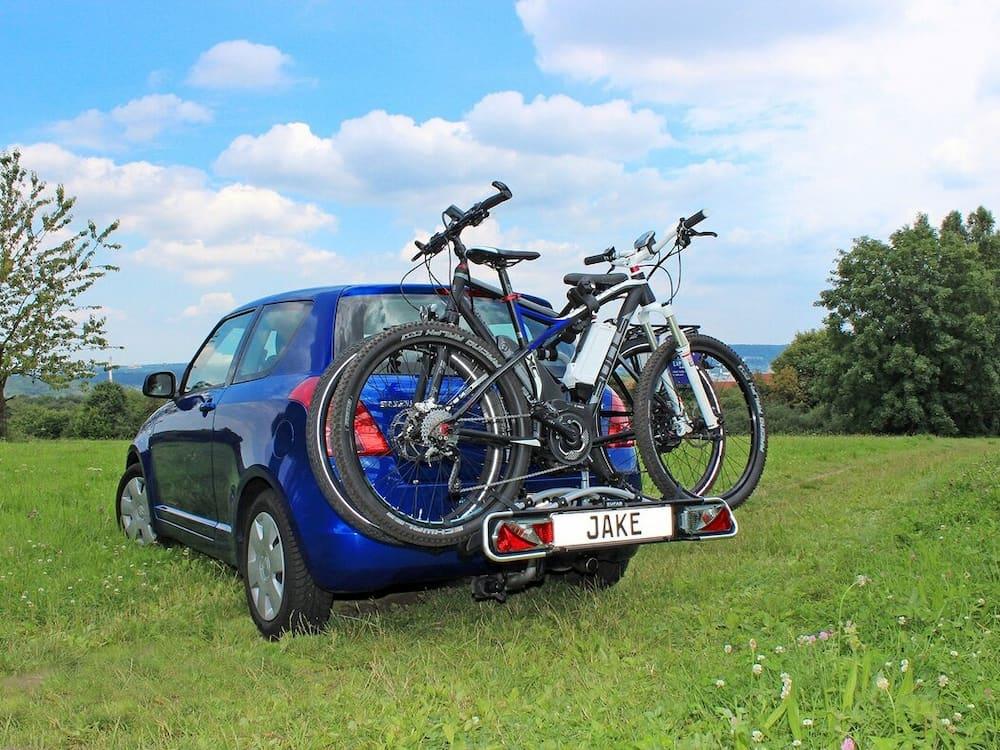 Eufab fietsendrager elektrische fietsen